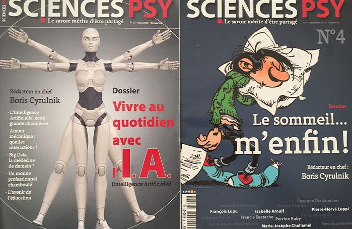Intéressé(e) par la psychologie?